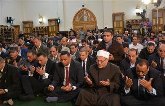 وزير الأوقاف خلال خطبة الجمعة : القرآن كتاب الجمال والكمال ومكارم الأخلاق