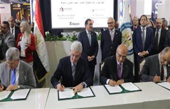 البترول توقع عقد المقاول العام لإنشاء مجمع التكسير الهيدروجيني للمازوت بأسيوط بتكلفة 2.5 مليار دولار