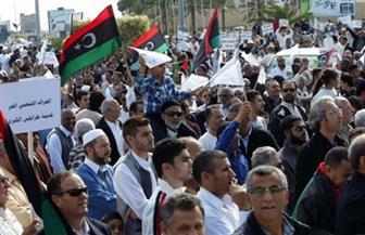 تظاهرات في بنغازي ضد التدخل التركي في ليبيا