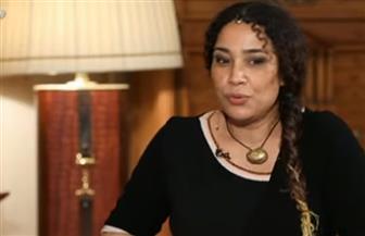 """غالية بن علي:"""" لم أجد نفسي إلا في أم الدنيا..  وأمي مجنونة بكل ما هو مصري""""   فيديو"""
