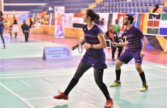 تأهل 5 مصريين لربع نهائي بطولة إفريقيا للريشة الطائرة
