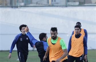 الإسماعيلي يختتم مرانه لمواجهة الرجاء المغربي غدا بالبطولة العربية