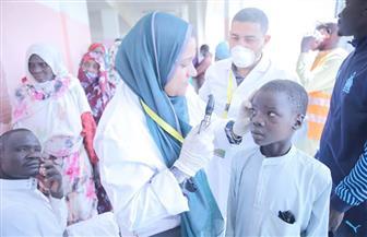 قافلة الأزهر بتشاد توقع الكشف الطبي على 4660 شخصا وتجري 30 عملية جراحية