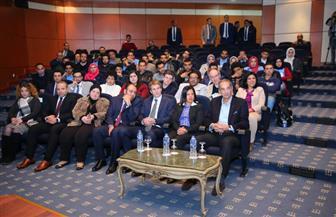 وزير الاتصالات يشهد فعاليات الحفل الختامي لهاكاثون المدن المتاحة للأشخاص ذوي الاعاقة | صور