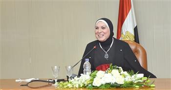 وزيرة الصناعة: مصر مستعدة لتقديم جميع التسهيلات للاستثمارات المشتركة مع بيلاروسيا