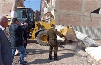 غلق إداري لـ83 منشأة غذائية وإزالة 140 حالة تعد على الأراضي بالشرقية | صور