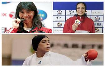 ثلاث لاعبات مصريات في نهائي البريميرليج للكاراتيه بدبي