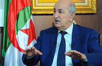 الرئيس الجزائري يتعهد باستكمال مطالب الحراك الشعبي
