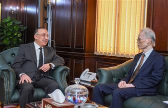 السفير الياباني: مهتمون بدفع وتنمية العلاقات مع مصر في جميع المجالات| صور