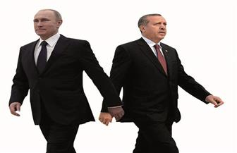 خلافات تركية ـ روسية فى سوريا وليبيا وآسيا الوسطى