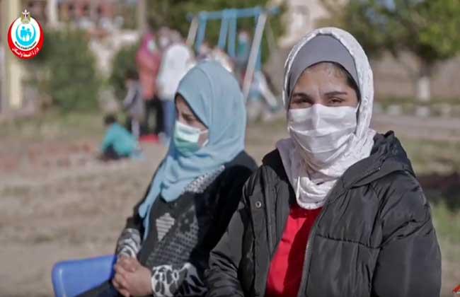 وزارة الصحة توثق الإجراءات الوقائية للمصريين العائدين من الصين في فيلم تسجيلي  فيديو -