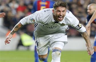 سيرخيو راموس ينقذ ريال مدريد مجددا من علامة الجزاء