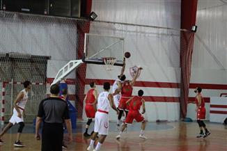 فوز الزمالك والأهلي والاتحاد في ختام دوري المجموعات رجال لكرة السلة