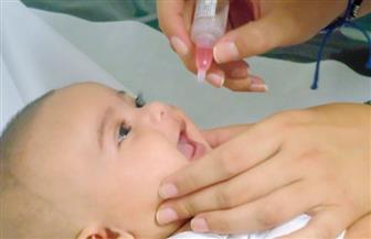 انطلاق الحملة القومية للتطعيم ضد شلل الأطفال بالقليوبية