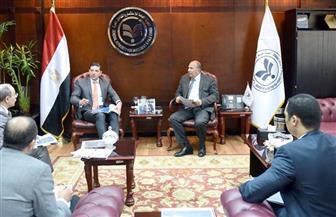 رئيسا هيئة الاستثمار والتنمية الصناعية يتفقان على أربع خطوات تنفيذية لتحفيز الاستثمار