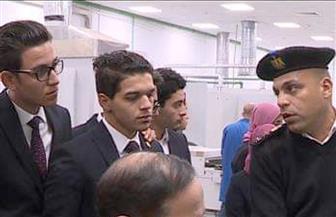 التعليم العالي: فوج من طلاب جامعة الفيوم في زيارة لمصنع إنتاج بطاقات الرقم القومي|صور