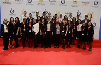 """60 طالبا من """"الليسيه"""" يشاركون في تنظيم احتفالية جوائز الدولة بجامعة القاهرة"""