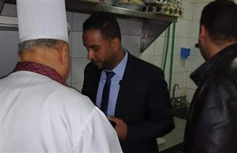 إعدام 2 طن أغذية فاسدة وإغلاق 10 منشآت في حملة بأسوان | صور