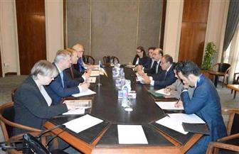 مشاورات سياسية بين مصر وإستونيا حول العلاقات الثنائية والقضايا ذات الاهتمام المشترك   صور