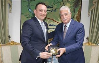 نائب وزير خارجية اليونان يشيد بالأمن والأمان في مصر وجهود التنمية بجنوب سيناء