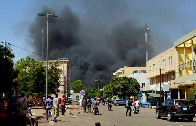 مقتل 15 مدنيا في هجوم إرهابي شمال بوركينا فاسو - بوابة الأهرام