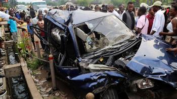 مصرع وإصابة  45 شخصا في حادث سير في الكونغو الديمقراطية