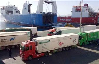 تداول 546 ألف طن بضائع بموانئ البحر الأحمر خلال يناير الماضى
