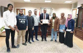 جامعة سوهاج تحصد المركز الثاني بملتقى الجمعية المصرية لطلاب التمريض بأسيوط | صور