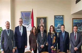 وزارة الخارجية تستضيف المشاورات السياسية بين مصر وكولومبيا   صور
