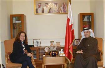 سفيرا البحرين وكولومبيا بمصر يبحثان تعزيز العلاقات المشتركة | صور