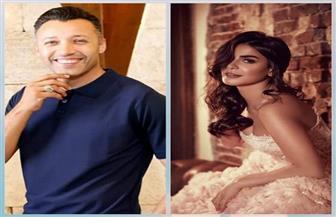 """رانيا منصور: بيني وبين أحمد فهمي علاقة زواج في """"أسود فاتح"""""""