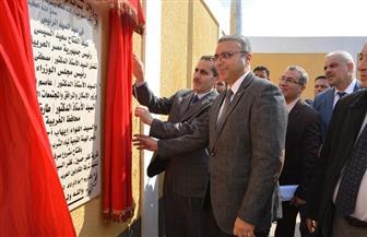محافظ الغربية ونائبه يفتتحان مشروع الصرف الصحي لقريتي كفر حسين والسحيمية بتكلفة ٣٠ مليون جنيه| صور