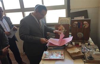 محافظ كفرالشيخ يتفقد مدرسة فودة الابتدائية والوحدة المحلية لمركز ومدينة بلطيم| صور