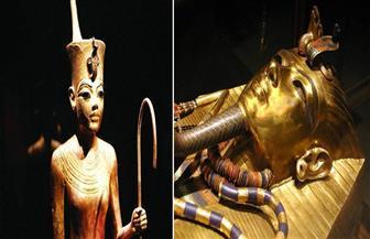 في الذكرى 98 لاكتشاف مقبرته..  سر عكاز الملك توت عنخ آمون ووفاته الغامضة| صور