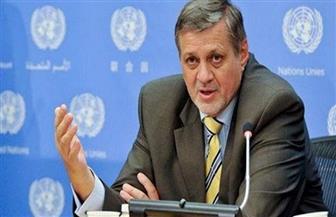 المنسق الخاص للأمم المتحدة في لبنان يصل القاهرة