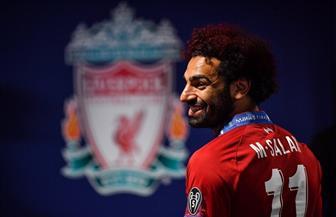 محمد صلاح يتجاوز رقم لويس سواريز بقميص ليفربول