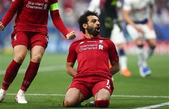 محمد صلاح في انتظار هدف التفوق في دوري الأبطال على أسطورة ليفربول