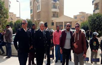 جهاز القاهرة الجديدة يسترد 25 وحدة سكنية بالتعاون مع الشرطة| صور