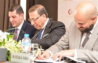 رئيس هيئة الاستثمار يشهد توقيع عقد إنشاء فندق ببورت غالب بتكلفة استثمارية 500 مليون جنيه| صور