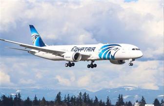 """مصر للطيران تتسلم خامس طائرة """"إيرباص"""" جديدة"""