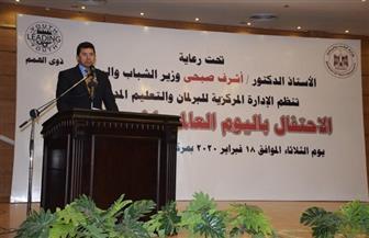 وزير الشباب والرياضة: ذوو القدرات والهمم علامات بارزة في كل المجالات