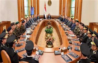 ننشر تفاصيل اجتماع الرئيس السيسي بأعضاء اللجنة العليا لاسترداد أراضي الدولة