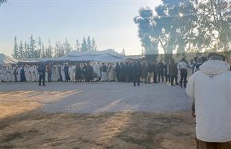 ترهونة تبدأ اليوم استقبال وفود مشايخ وأعيان القبائل الليبية | صور