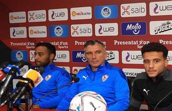 مصطفى فتحي: الزمالك يمر بفترة صعبة بسبب ضغط المباريات