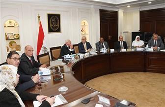 وزير الإسكان ومحافظ بورسعيد يتابعان المشروعات المختلفة الجارى تنفيذها بالمحافظة   صور