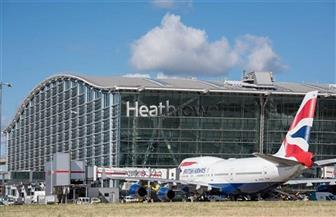 مطار هيثرو في لندن يعلق بعض الرحلات بسبب طائرة