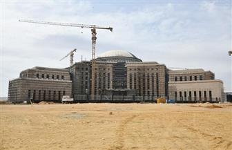 محسن صلاح: نسبة تنفيذ مشروع مجلس النواب بالعاصمة الإدارية الجديدة وصلت لـ75% | صور
