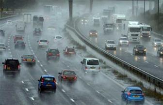 """تعرف على """"إرشادات المرور"""" لقائدى السيارات فى الأمطار والشبورة"""