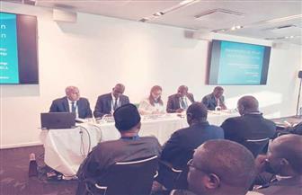 وزير النقل يشارك في مناقشات المائدة المستديرة حول أمن وسلامة الطرق في إفريقيا
