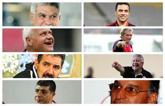 كأس السوبر المصري.. 11 مدربا منهم 5 أجانب في قائمة الشرف